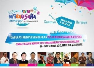 Pesta Wirausaha Bekasi 2013