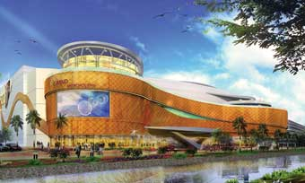 Megahnya Grand Metropolitan Mall