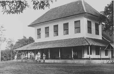 Pondok Gede Sejarah Yang Hilang