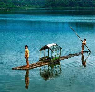 Wisata Situ Gede Bekasi