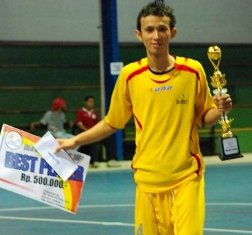Prawindu Nugroho – Futsal is My Life