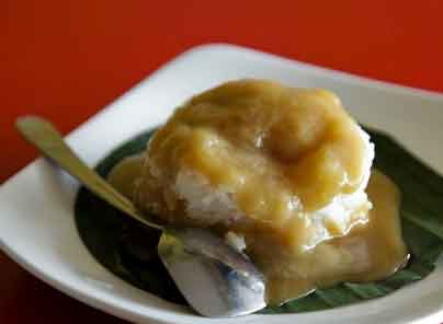 Gurihnya Ketan Durian Galaxy