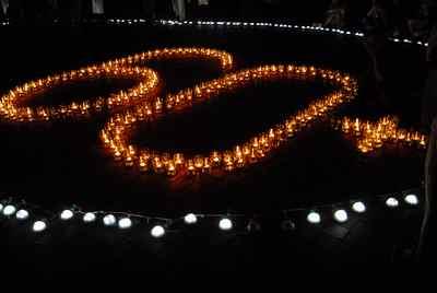 Kota Bekasi Lakukan Aksi 1 Jam Tanpa Lampu