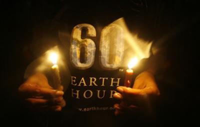 Bekasi Earth Hour Ceremony