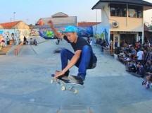 Tugu Skatepark Arena Skateboarding Yang Tersembunyi di Bekasi
