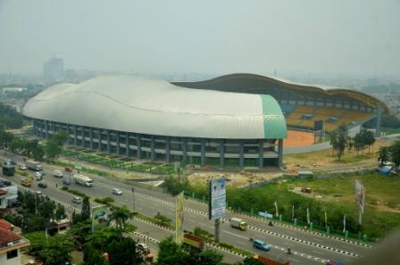 Stadion Patriot Bekasi Jadi Venue Sepakbola Asian Games 2018