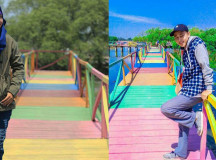 Wisata Bekasi : Jembatan Cinta Muaratawar