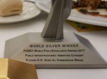 Wow !!.. Flyover KH. Noer Ali Dapat Penghargaan Kelas Dunia