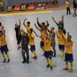Raissa FC Juara Kit Futsalismo 2013