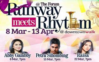 Event Runway meets Rhytm