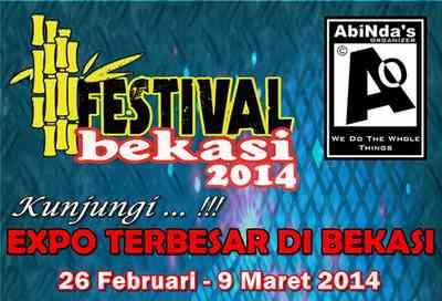 Festival Bekasi 2014 Akan Digelar