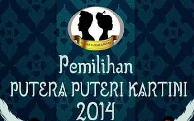 Pemilihan Putera Puteri Kartini 2014