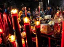Meriahnya Perayaan Imlek Diklenteng Hok Lay Kiong