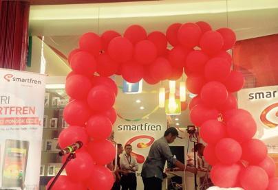 Opening Smartfren Galeri Pondok Gede