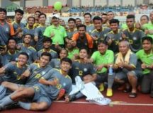 Wow !!! Patriot Chandrabaga FC Juara Suratin 2017