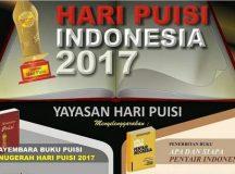 Sekitar 230 Buku Meriahkan Sayembara Buku Puisi HPI 2017