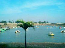 Wisata Bekasi : Danau Arjuna Samba