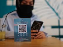 Penggunaan Buku Tamu Digital dan Paspor Kesehatan memberikan rasa aman di Bekasi